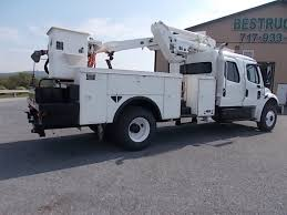 100 Bucket Trucks For Sale In Pa USED 2004 FREIGHTLINER M2106 BUCKET BOOM TRUCK FOR SALE FOR SALE IN