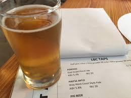 Saranac Pumpkin Ale Growler by Chad U0027z Beer Reviews Brewery Review Lakeland Brewing Company