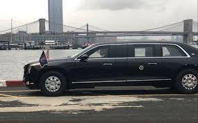 100 Limo Truck President Donald Trumps New Presidential Cadillac Beast Is