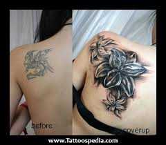 Lower Back Cover Up Tattoo Designs