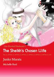 The Sheikhs Chosen Wife Harlequin Comics