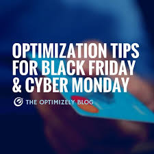 Black Friday And Cyber Monday 7 Black Friday Cyber Monday E Commerce Optimization Tips