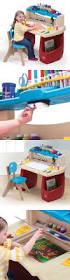 Step2 Deluxe Art Master Desk by Step 2 52344 Step2 Flip Doodle Easel Desk With Stool Kids Table
