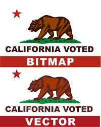 California Voted Vector Squad Blog