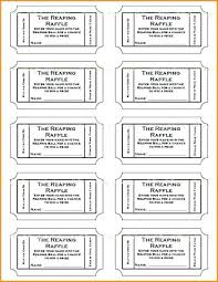 Raffle Ticket Template Excel Free Printable Templates Carnival Baby Shower Diaper Download Photo