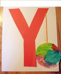 9 best Alphabet Letter Y Crafts images on Pinterest