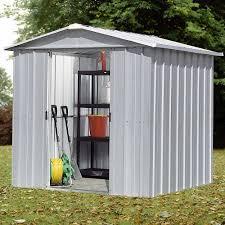 Menards Storage Shed Doors by Big Menards 20 X 10 Garden Shed With Steel Unfinished Storage Shed