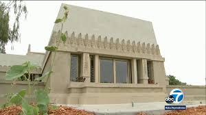 100 Frank Lloyd Wright La LA Gets First UNESCO World Heritage Site