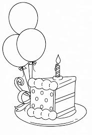 Birthday cake slice drawing images and clip art Birthday Cakes with