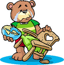 Goldilocks Returns To The Three Bears Fractions By