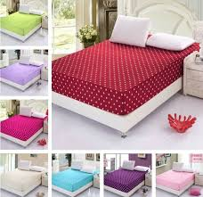 3 Piece American Bed Sheet Fitted Sheets With Pillowcases All Size Mattress Covers Cushion Cover Bed Clothes Bedspread Bed Sheet in Bedding Sets from Home