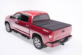 2014 F150 Bed Cover by Toyota Tundra 5 5 U0027 Bed 2014 2018 Extang Solid Fold 2 0 Tonneau