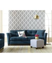 sophisticated tilly fabric sofa collection created for macy s
