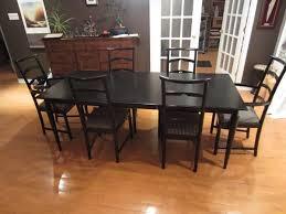 Table And Chair Kijiji LBD