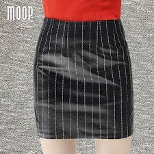 popular white leather skirt buy cheap white leather skirt lots