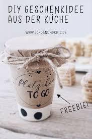 diy geschenkidee aus der küche verpackungsidee und freebie