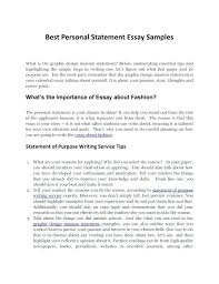 Personal Statement Essay Samples Job Application Examples For College Good High School Graphic Design Mission By Image Resume Example Coll