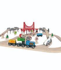 Hape Kitchen Set Nz by Loop Railway Set From Hape From The Wooden Toybox