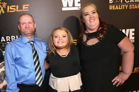Lauryn Pumpkin Shannon Instagram by Mama June Alleges That Sugar Bear Beat Their Children When They