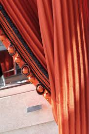 Material For Curtains And Upholstery by Upholstery Fabric For Curtains Striped Plain Antares Houles