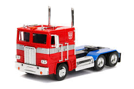 1:24 Optimus Prime (Transformers G1) | Metals Die Cast