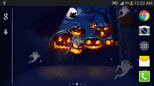 Halloween Live Wallpapers Android by Halloween Live Wallpaper Hd Android Apps On Google Play