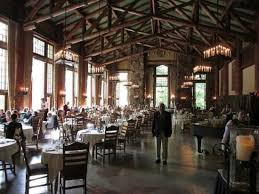 interior of the ahwahnee dining room picture of the majestic