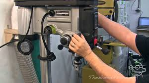 Floor Mount Drill Press by Feature Tour Review Of The Delta 18 900l Drill Press Youtube