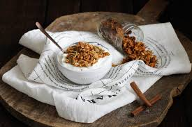 Pumpkin Flaxseed Granola Nutrition by Pumpkin Spice Granola Chi Blog
