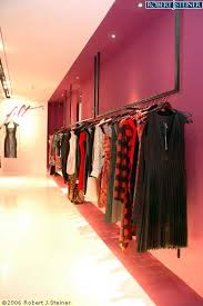 Eden Residences Capitol Boutique Clothing Display