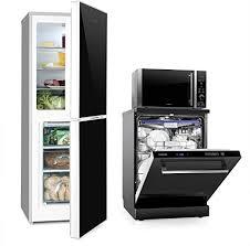 klarstein luminance set küchenelektrogeräte kühl