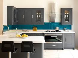 Teal Green Kitchen Cabinets by 50 Gorgeous Gray Kitchens That Usher In Trendy Refinement