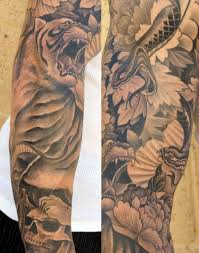 Half Sleeve Tattoo Designs For Men Forearm