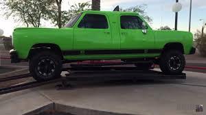 100 Custom Ram Trucks Two Face Dodge Double Cab Pick Up Truck YouTube