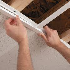 Ceiling Tiles Home Depot Philippines by Zero Clearance Ceiling Tile Grid System Images Tile Flooring