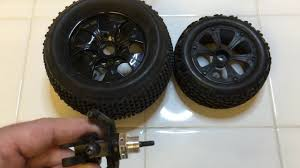 100 Rc Truck Wheels How To Upgrade 110 RC Car With 18 Wheels Using 17mm Adapters YouTube