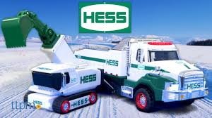 Hess Dump Truck And Loader From Hess - YouTube Sold Tested 1995 Chrome Hess Truck Limited Made Not To Public 2003 Toy Commercial Youtube 2014 And Space Cruiser With Scout Video Review Cporation Wikipedia 1994 Rescue Steven Winslow Kerbel Collection Check Out This Amazing Display In Ramsey New Jersey A Happy Birthday For Trucks History Of The On Vimeo The 2016 Truck Is Here Its A Drag Njcom 2006 Helicopter Unboxing Light Show