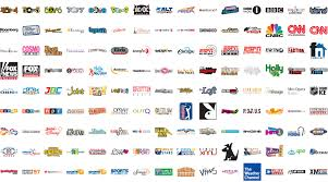 Sirius Radio Network Logos