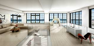 100 Penthouses For Sale New York PH1 A Unique Penthouse With Car Elevator And Sky Vault