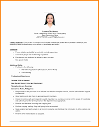 Career Objective Resume Examples Unique Job Objective Resume Of ... Unique Objectives Listed On Resume Topsoccersite Objective Examples For Fresh Graduates Best Of Photography Professional 11240 Drosophilaspeciionpatternscom Sample Ilsoleelalunainfo A What To Put As New How Resume Format Fresh Graduates Onepage Personal Objectives Teaching Save Statement Awesome To Write An Narko24com General For 6 Ekbiz