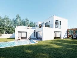 100 Modern Houses Houses Located In A Beautiful Green Area For Sale On