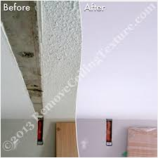 Scrape Popcorn Ceiling Or Replace Drywall by How To Scrape Textured Walls How To Remove Textured Wall