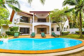 100 2 Story House With Pool Phuket Long Term Rentals For Rent Villas