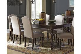 Baxenburg Dining Room Extension Table | Ashley Furniture HomeStore Mcnamara Retro Modern Ding Table Eur Style Fniture The Right Design Price Jesup Outlet Sariden Chrome Finish Rectangular W4 Farmhouse Rustic Room Birch Lane Ali Chair Tables Chairs Keenerschultz Formal Vs Functional Living Rooms Fall From Favor But Get Hooker Wayfair Shades Of Grey Featured Rooms Inspiration Roanoke Va Reids Fine Furnishings