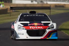2013 Peugeot 208 T16 Pikes Peak Specifications and