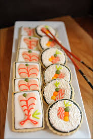 Sushi-cookies-6   Gray Barn Baking Pottery Barn Chandelier Shades Ideas On Chandeliers Vegetable Display Inspiration Ideas To Accompany San Sai Sushi Fr Sushi Flickaholdingplatta Le Arkivfoto Bild 919246 Conveyor Belt How Make A Notoriously Pricey Food Noeser Tom Hipster Hirts Med Print Oceanblue Barn Pulls Offensive Chef Costumes Eater 61 Best Flyer Restaurant Menu Print Templates Kids Costume 06 Mercari Buy Sell Things Bento 77 Shaun The Sheep Onigiri Seaweed And Rice Party Cookies Gray Baking Lighting Diy Cool With Drum Lamp Fujisushi Org Light Purple Beju Long Islands Best