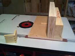 box joint jig for router table by davey lumberjocks com