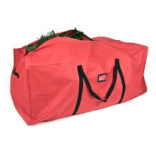 Christmas Tree Storage Tote With Wheels by Shop Christmas Tree Storage Bags At Lowes Com