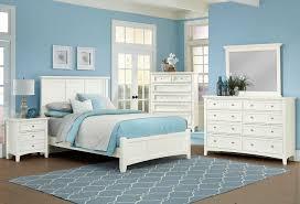 Vaughan Bassett Triple Dresser by Bonanza Mansion Bedroom Set White Vaughan Bassett Furniture Cart