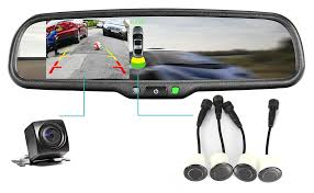 100 Backup Camera System For Trucks RVS776718PS GSERIES With Sensors
